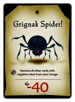 Grignak Spider