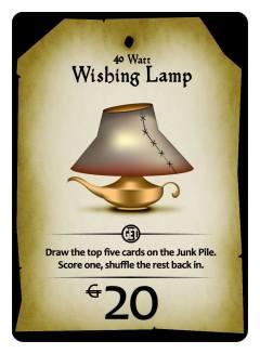 Wishing Lamp