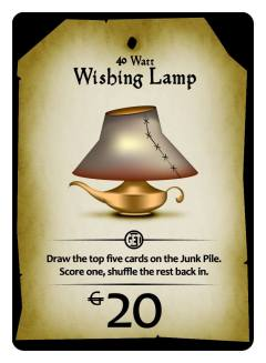 Wishing Lamp