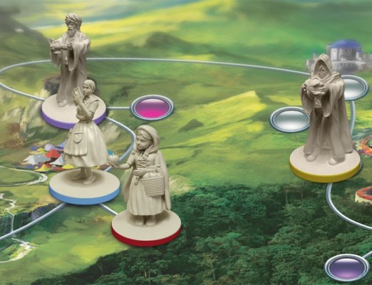 Paradise Lost figures